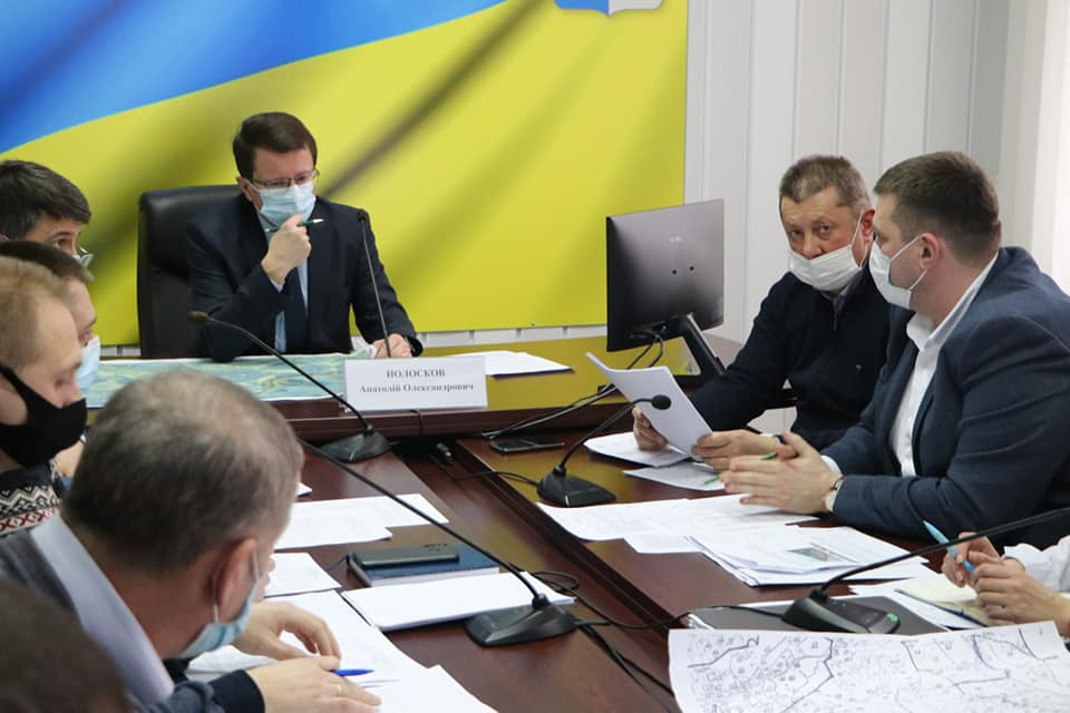 В ОДА обговорили стратегію дорожнього кільця, яке об'єднає три області