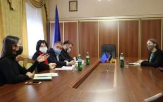 В ОДА обговорили українсько-французьку співпрацю