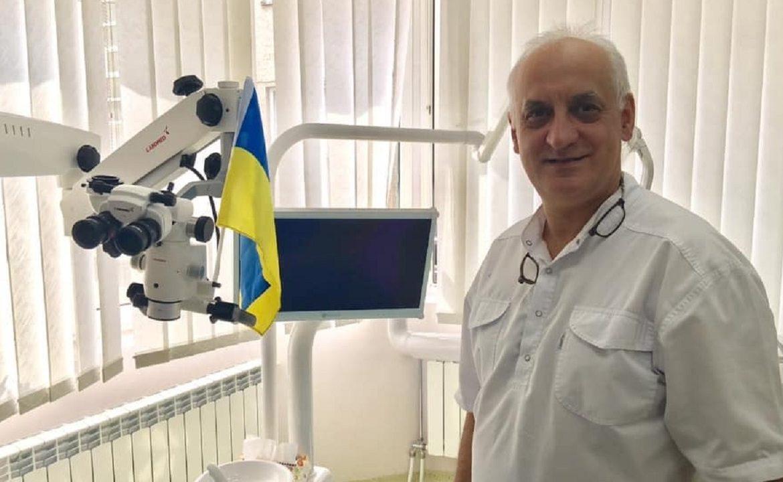 Коронавірус забрав життя викладача УжНУ, відомого лікаря Закарпаття