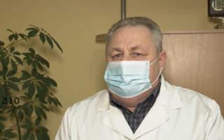 """""""У реанімаційному відділенні наразі перебуває 8 пацієнтів, 6 з яких підключені до апаратів ШВЛ"""", – Федір Яринич прокоментував ситуацію із захворюваністю на Ковід на Тячівщині (ВІДЕО)"""