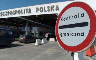 """""""Відмова, """"депорт"""" та позбавлення волі на шість місяців: на кордоні з Польщею затримали 42-х українців"""