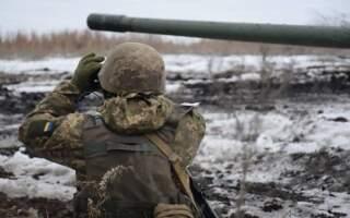 На Донбасі позиції ЗСУ обстріляли з мінометів і кулеметів
