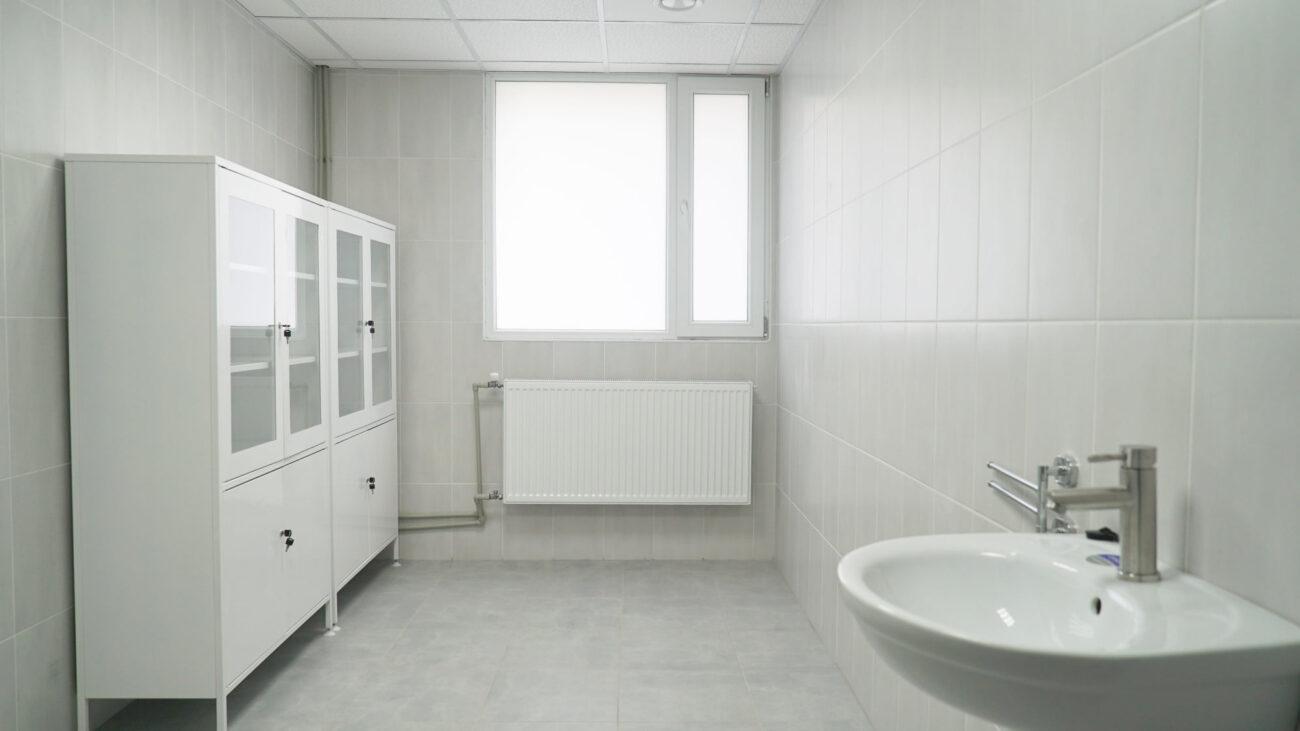 У Берегівській центральній районній лікарні готуються до відкриття нового відділення екстреної медичної допомоги (ФОТО)