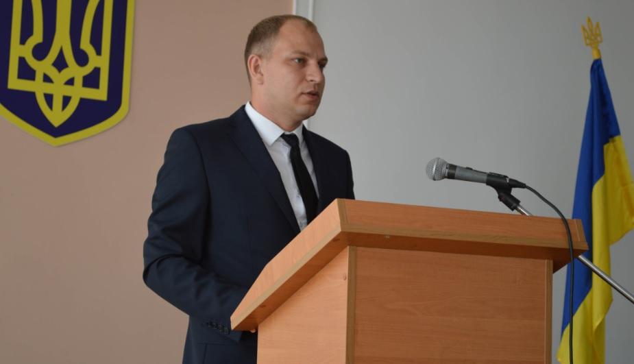 Зеленський звільнив з посади голову Іршавської РДА
