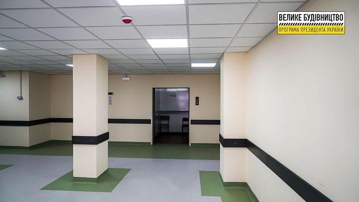 За програмою Зеленського приймальні відділення лікарень у Мукачеві та Воловці оновлюються до європейського рівня