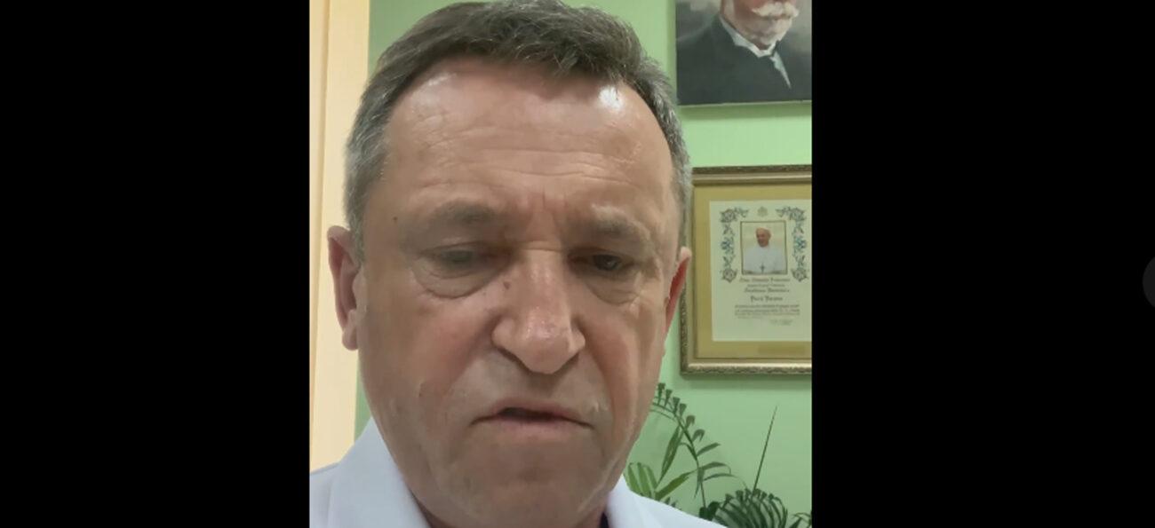 """""""Якщо хтось сумнівається, що КОВІД існує, то я готовий завести Вас у відділення"""", – лікар Юрій Яцина знову звернувся до здорового глузду ЗАКАРПАТЦІВ (ВІДЕО)"""