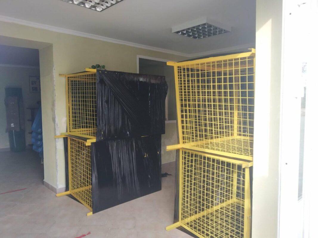 Довжаньська громада отримала контейнери для сортування відходів (ФОТО)
