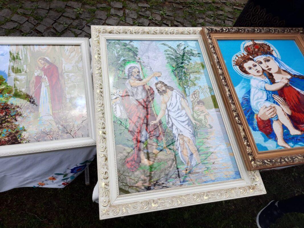На території Довжанського замку, що на Іршавщині, проведено фестиваль-ярмарку «Боржавська писанка» (ФОТО)