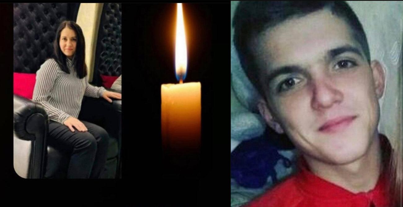 Вічна пам'ять: З′явилися фото загиблих у страшній ДТП молодих людей (+ФОТО)