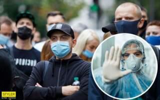 """""""У нас вже хворі покотом лежать, як на полі бою: і мертві, і живі"""", – лікарі висловилися за введення повного локдауну в Україні"""