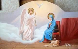 Треба знати усім: Що потрібно і що не можна робити на Благовіщення, а також прикмети на свято