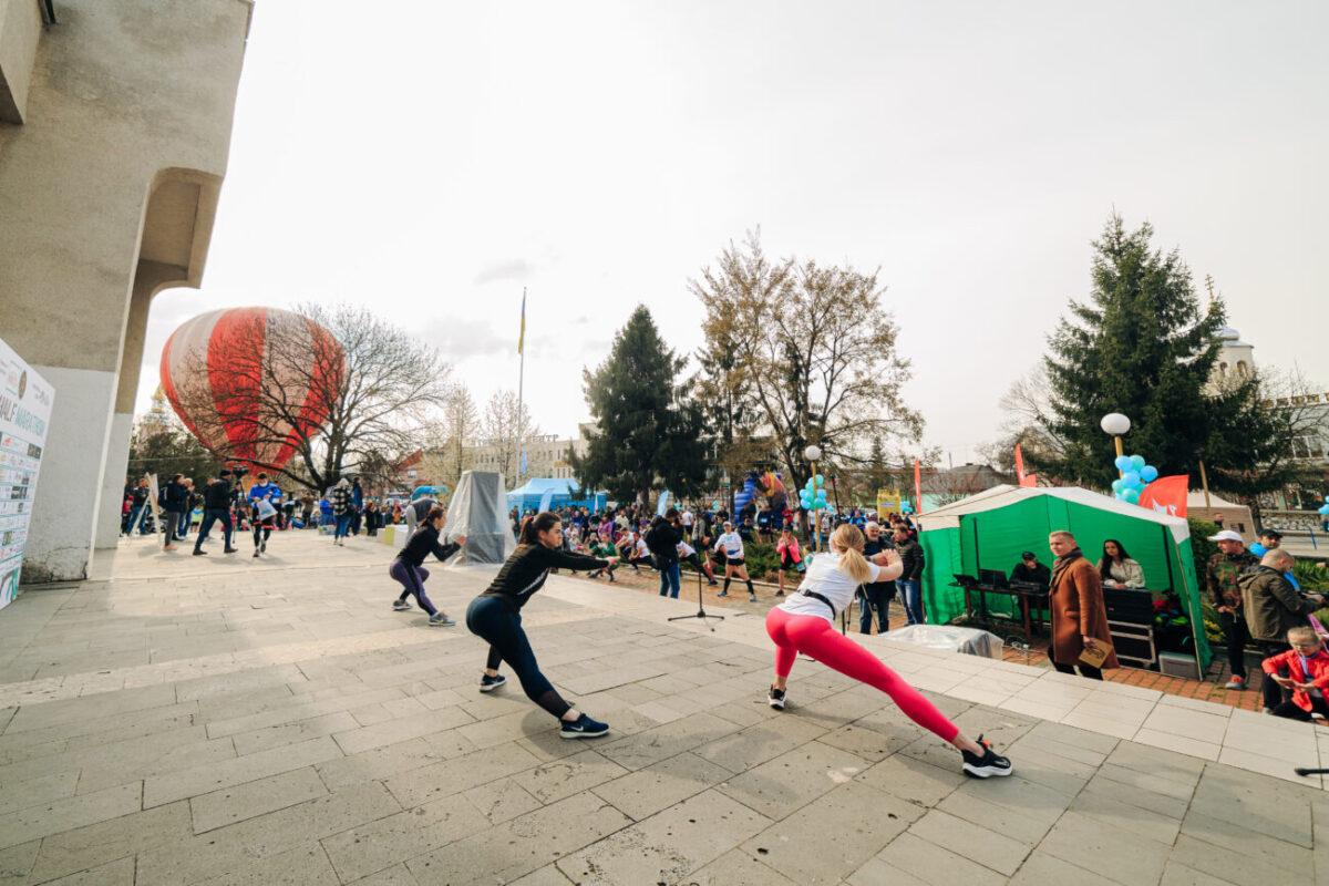 У Іршаві відбувся півмарафон: Емоції, драйв, сила, кохання у ФОТО