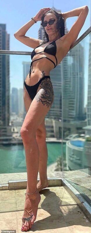 Серед затриманих 11 українок у Дубаї модель з Ужгорода: Вона може сісти за грати на шість місяців (ФОТО.ВІДЕО)