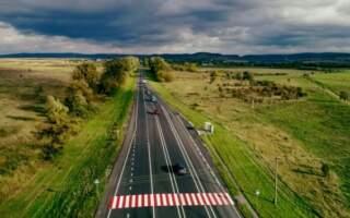 «Велике будівництво» за рік відбудує 250 км прикордонних доріг