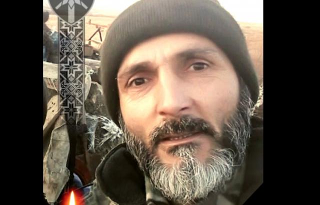 На війні з Росією загинув боєць 128-ї Закарпатської окремої гірсько-штурмової бригади