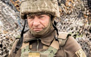 """""""Щоб Україна була"""": історія про фермера із Закарпаття, який залишив красиві виноградники й 7 років воює на передовій"""