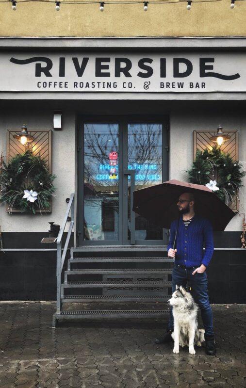 Бариста Слава Михайлик: про кавову філософію, любов до роботи та чому не готує американо
