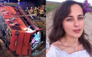 """""""Сьогодні наша прекрасна дівчинка Анастасія пішла до Господа"""", – померла молода українка, яка після ДТП з автобусом у Польщі два місяці боролася за життя"""