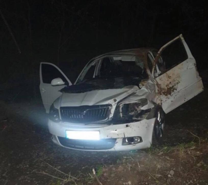 ДТП на Закарпатті: Водій за кермом був п'яним (ФОТО)