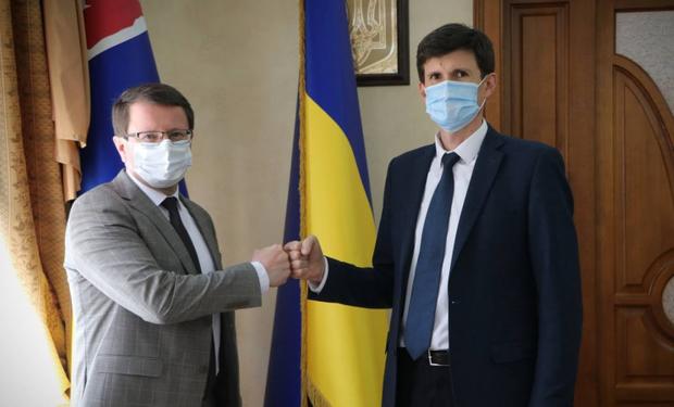 Голова Закарпатської ОДА представив ще одного свого заступника