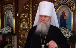 Великоднє вітання митрополита Мукачівського і Ужгородського Феодора (ВІДЕО)