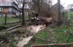 Опублікували ФОТО підтопленого району на Закарпатті після негоди