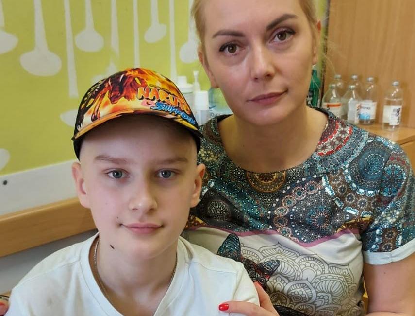 У хлопчика із Закарпаття виявили страшну хворобу: дитина потребує високовартісного лікування