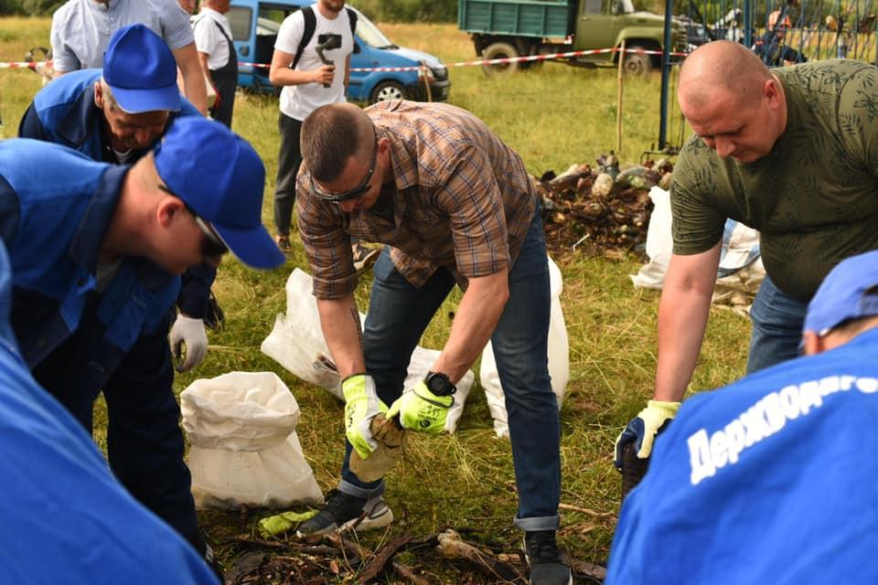 На Берегівщині пройшла масштабна екоакція (ФОТО)