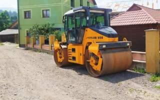 Розпочалися ремонтні роботи на автодорозі загального користування місцевого значення Пилипець – Потік (ФОТО)