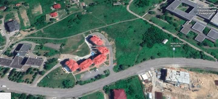 """Під гаслом """"Житло для викладачів"""" Білак вкрав в УжНУ 2,7 га землі вартістю 24 млн.грн."""