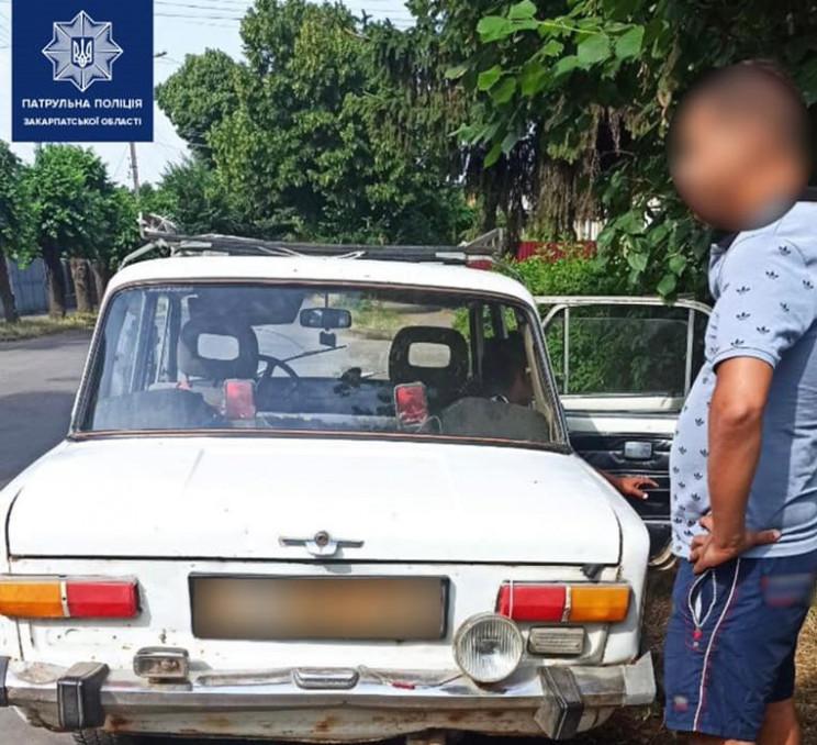 В Ужгороді водій пропонував патрульним хабар