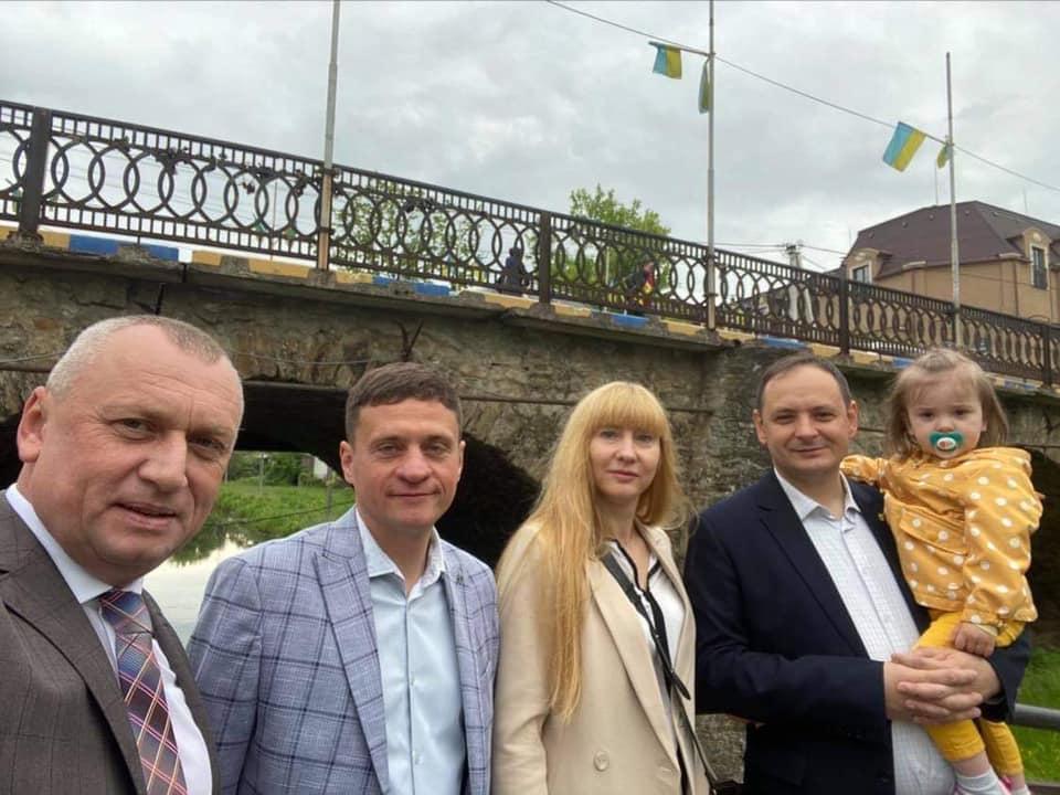 Івано-Франківськ та Берегово стали містами-побратимами