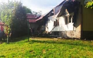 На Тячівщині дитина врятувала будинок від цілковитого згоряння (ФОТО)