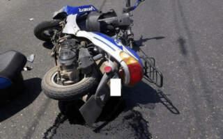 Важкі травми ніг та забої: На Іршавщині мотоцикліст збив дитину