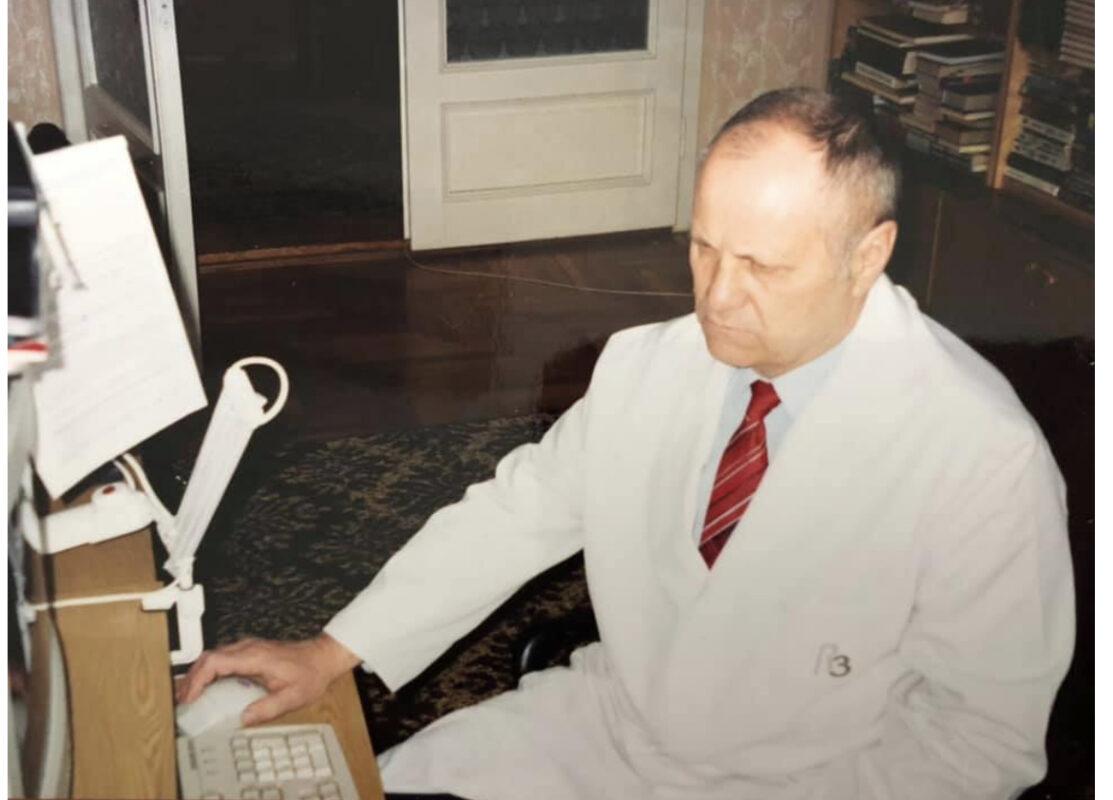 У день медичного працівника перестало битись серце відомого лікаря Закарпаття