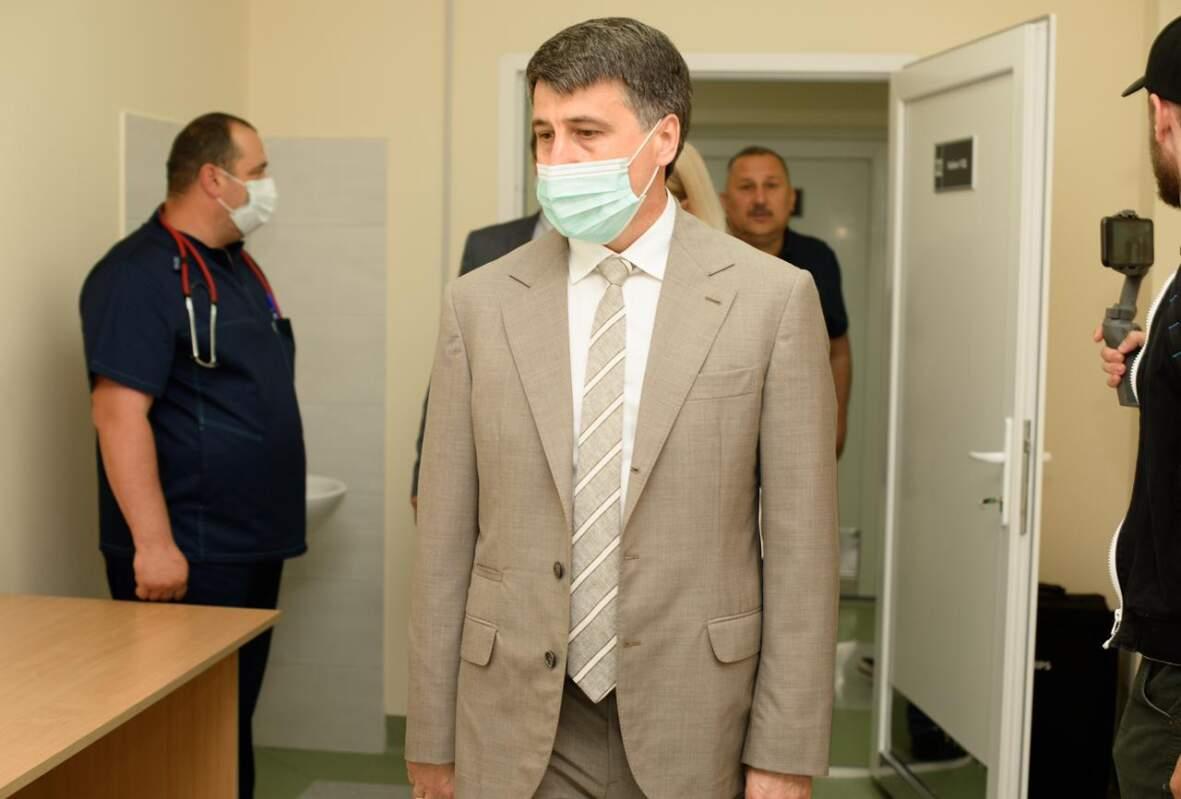 На Воловеччині відкрили реконструйоване приймальне відділення (ФОТО)