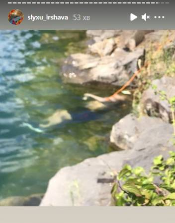 Трагедія на Закарпатті: У кар'єрі потонув 19-річний хлопець (ФОТО 18+)