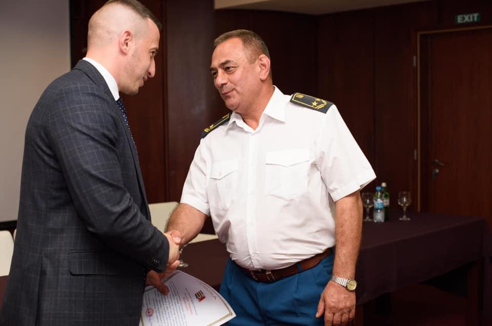Ігор Шинкарюк привітав митників з професійним святом