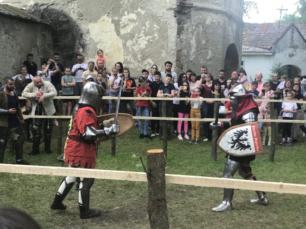 На Закарпатті яскраво пройшов фестиваль середньовічної культури Dovhe Castrum Fest