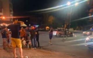 Нічна ДТП на Закарпатті: На пішохідному переході  легковик збив хлопчика та дівчинку (ФОТО)