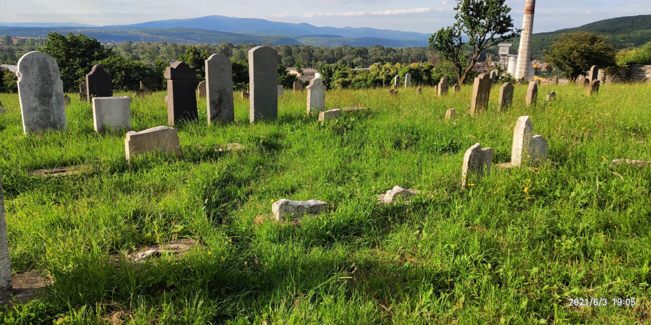 Вандали в Ужгороді зруйнували кладовище (ФОТО)