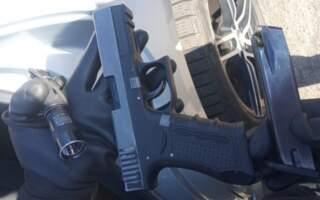 У тячівця, який повертався із Чехія, на кордоні вилучили пістолет з набоями (ФОТО)