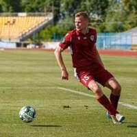 Пуканич і ще п'ять футболістів продовжили контракти з «Ужгородом»