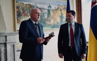 Закарпатських медиків та науковців відзначили державними нагородами (ФОТО)