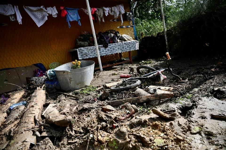 Керівництво області контролює хід ліквідації наслідків руйнівної стихії на Рахівщині (ФОТО)