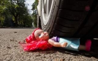 Моторошна ДТП: Під колеса авто попала маленька дитина