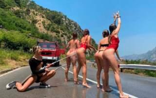 Закарпатка знову засвітилась у еротичному скандалі (ФОТО)
