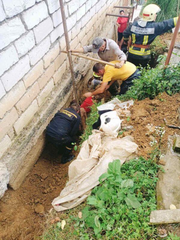 Поховані заживо: Подробиці смертельної трагедії на Закарпатті (ФОТО)