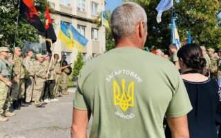 """""""Загартовані війною"""": військові з 10 областей провели в Ужгороді Всеукраїнський форум"""