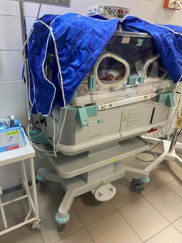 На Закарпатті провели унікальну операцію по спасінню трійні (ФОТО)